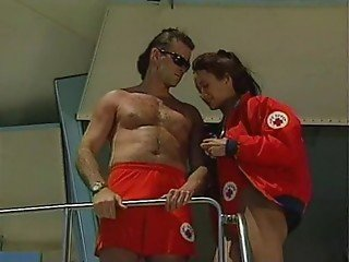 Asian Lifeguard