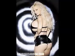Sabrina Sabrok rockstar with the biggest breast in the World