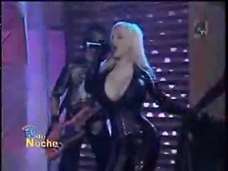 Sabrina Sabrok Hot Rockstar, Biggest Breast in the World