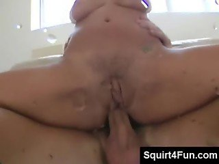 ass to mouth and female ejaculation form horny squirting girl