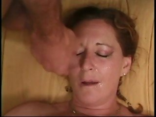 Chunky mature Chelly Supreme does anal and DP (xSid)
