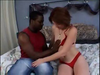 Pale Bitch Gets Fucked By A Black Dick - White Sluts Black Nuts