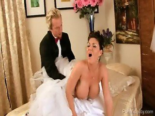 Bride To Be Fucking The Best Man
