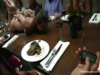 Pornstar Charley Chase the main food