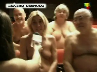 Nudist from argentina