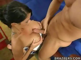 Fitness and Blowjob!