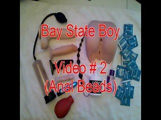 Twink = Anal Beads