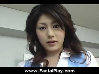 Facial Japanese Cumshots - Bukkake Now - video05
