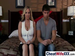 Adultery Housewife Get Nailed Hard movie-27
