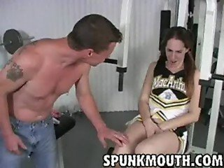 Sarah Summers Cheerleader Fuck