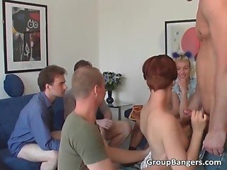 France group sex adventure where horny