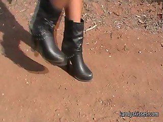 Dirty Sexy Boots