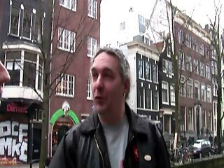 Real tourist looks for dutch hooker to ravage