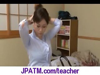 Nasty Japanese Teachers Banged In Classroom - vid 20