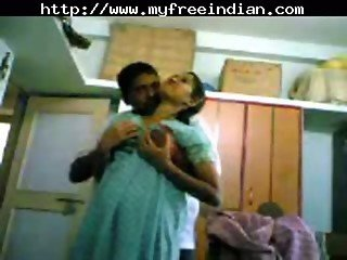 Indian Housewife Fucking In Doggy Style With Her Husband indian desi indian cumshots arab