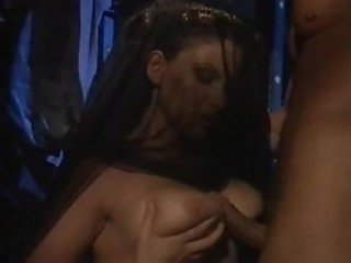 dracula - part 9- vampire fucking guy in a carriage