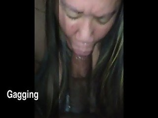 Asian filipino abuse gagging