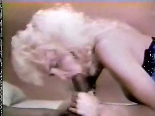 Vintage Interracial:Stephanie Rage