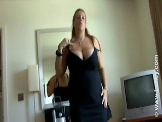 british escort busty amber fucks in hotel room