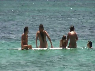 Frence nudist beach 2-6 II-III