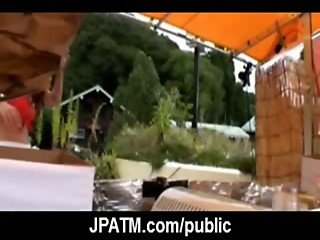 Public Sex Japan - Sexy Japanese Teens Fucked in Public 15