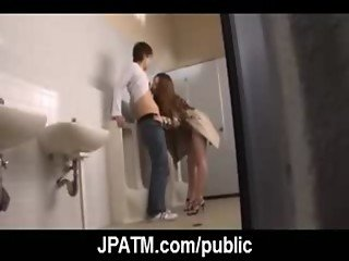 Public Sex Japan - Sexy Japanese Teens Fucked in Public 03