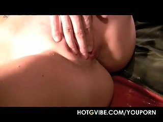 Horny Nympho Squirting 4