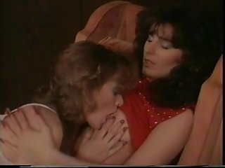 Sexy lesbians from the old days eat eachothers pussy - Classic X Collection