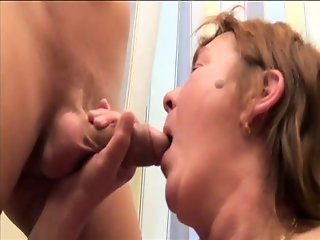 Granny gets some young cock - Intense Industries