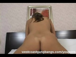 Pretty Angelica Slutty Drilled Hard by these Guys