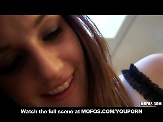 Teen fucking cell phone on cam