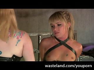 BDSM: Trisha Uptown's Day Of Indulgence
