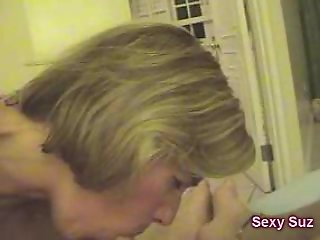 Sexy Suz Buttfucked by Swinger
