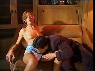 Swingers are watching while their husband and wife fucks - Coast To Coast