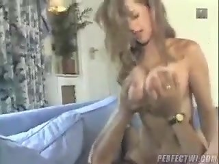Big tits beauty blonde sex