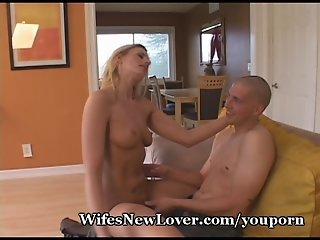 My Wife Swallows Another Man's Cum