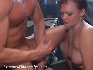 Party Girls Sex club action