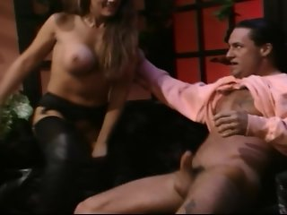 Black boots likes to fuck