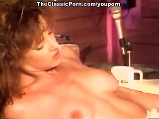 Classy babe moaning under dirty guy
