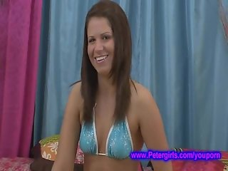 18 year old Abby @ Petergirls