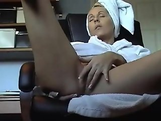 Mother didn't know about a hidden camera under the desk