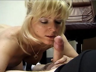 good boy cumming all over my face