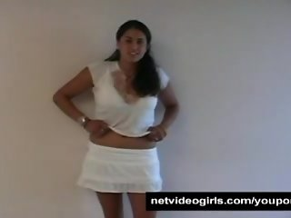 netvideogirls - Selma Calendar Audition
