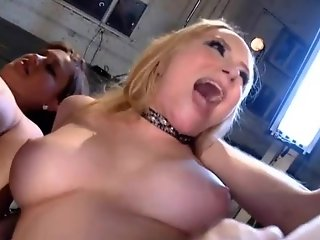 Busty Babes Attract Big Cock - Harmony