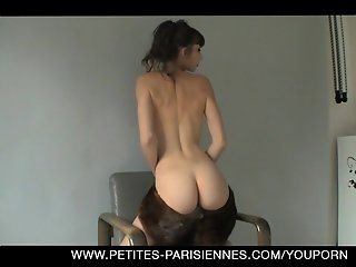 french sexy photoshot behind the scene