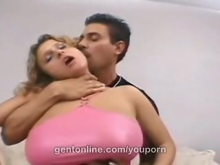 Big naturals Cassandra J anal fucked exlusively at GentOnline
