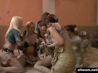 All Out Mud Brawl