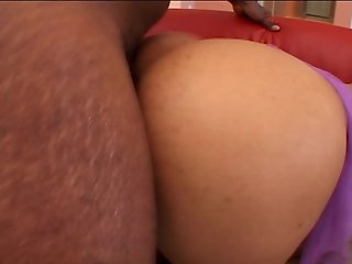 Purple cunt getting fucked