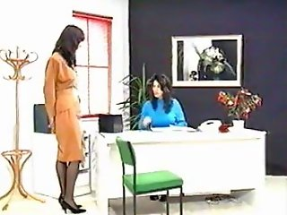 Pregnant Mom Milking With Doctor - Anna&Vielta