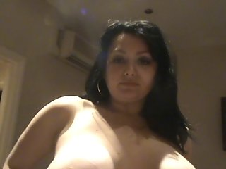 Busty British Dick Sucker
